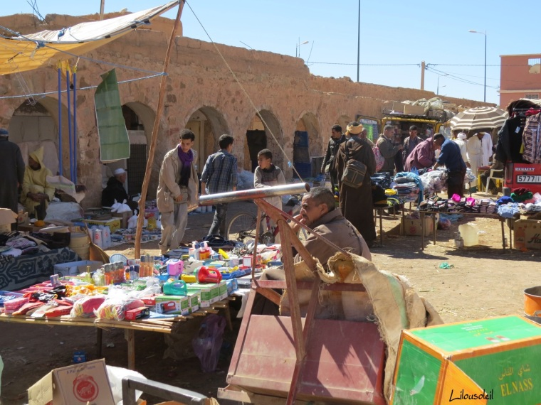 10 - Sud marocain Scènes de rue