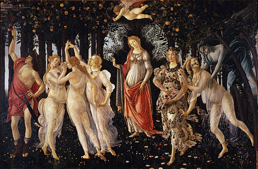 11 - le printemps de Botticelli