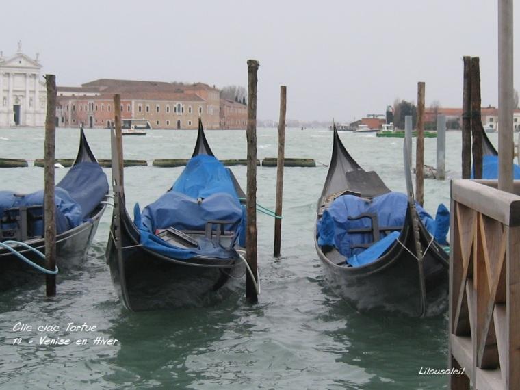 19 - Clicclac tortue - Venise en Hiver