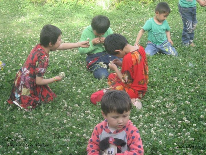 21 - Clic clac - les enfants de Kashgar