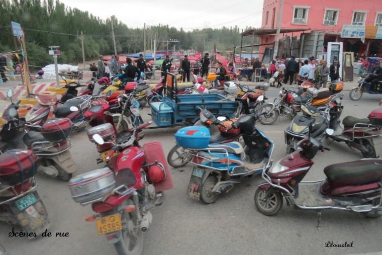 22 - scènes de rue chez covix en Chine