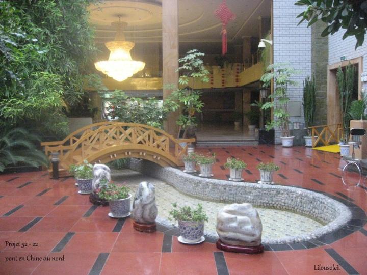 22 - pont chine du nord pont dans l'hotel