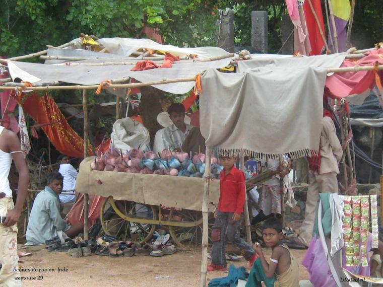 29 - scènes de rue en Inde