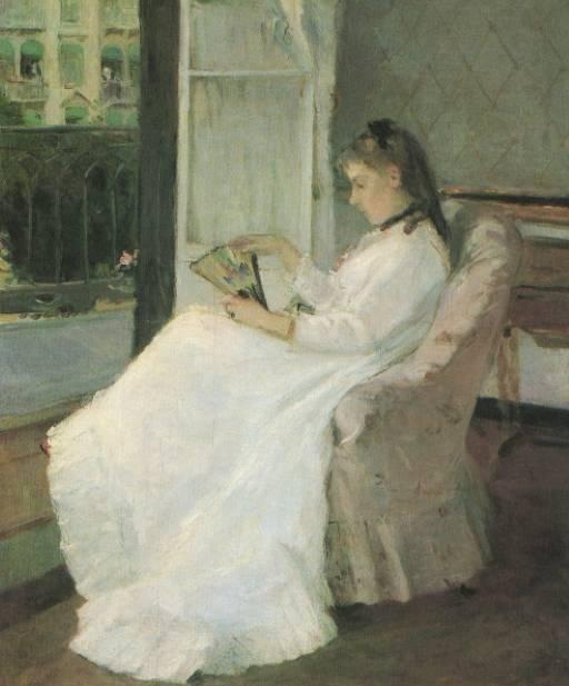 Berthe-Morisot-Portrait-dEdma-1869