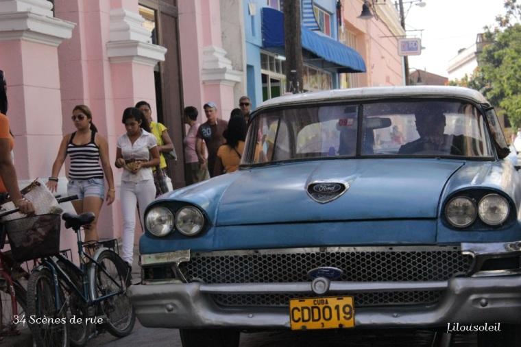 34 - voiture à cuba