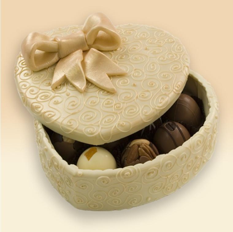 ecrin en chocolat