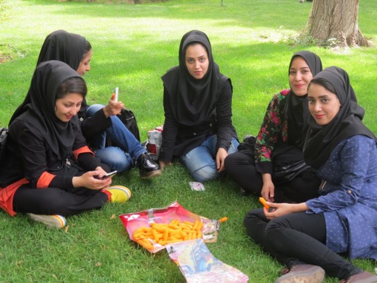 semaine 9 les femmes iranniennes