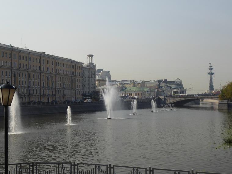 La Volga à Kazan