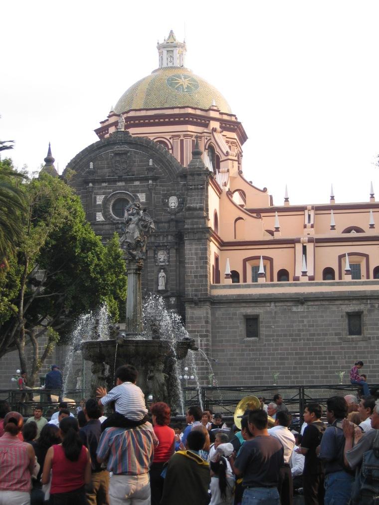 scène de rue 16 sur 19 au Mexique