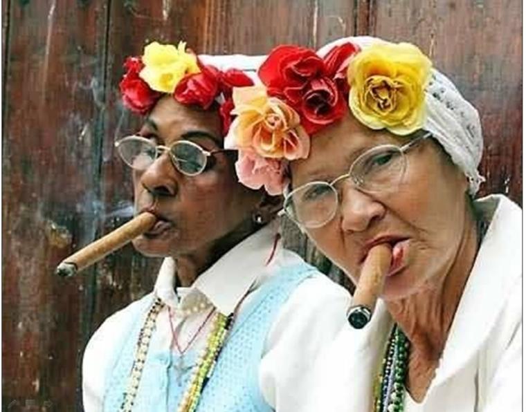 cubaine au cigares