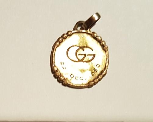 médaille de naissance
