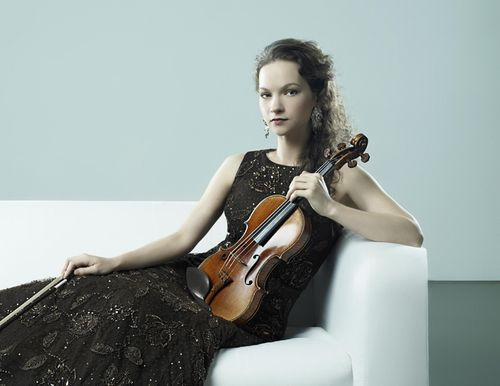 Opera Chic: Hilary Hahn