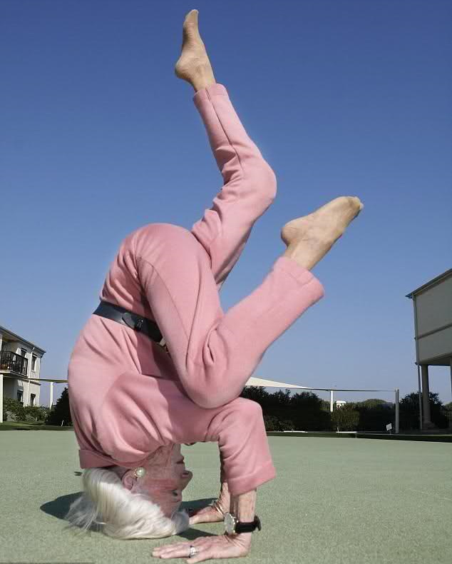 mamie yoga