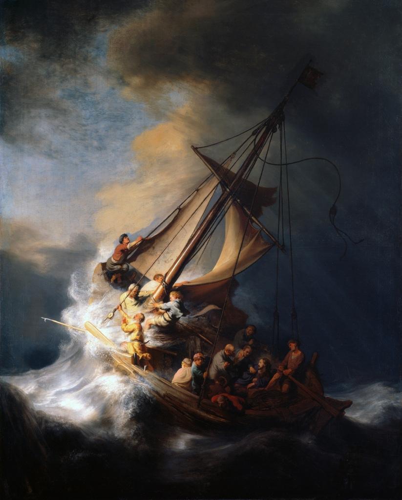 Cette image a un attribut alt vide; le nom du fichier est rembrandt_christ_in_the_storm_on_the_lake_of_galilee.jpg